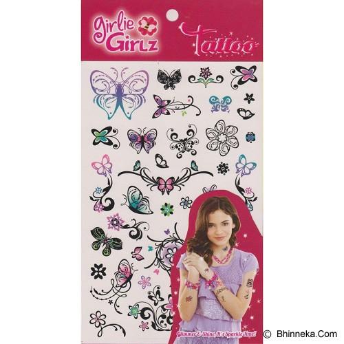 GIRLIE GIRLZ Tattoo Sticker [TM3333-002] - Sticker